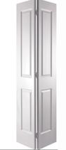 HDF製 コベントリーバイフォールドドア(折れ戸)