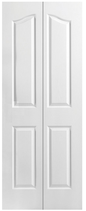 HDF製 カメールバイフォールドドア(折れ戸)