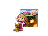 Tonies Hörfigur Mascha und der Bär - Ein neuer Freund für Mascha