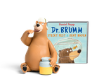 Tonies Hörfigur Dr. Brumm - Dr. Brumm steckt fest/ Dr. Brumm geht baden