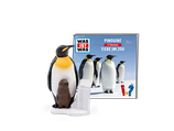 Tonies Hörfigur WAS IST WAS - Pinguine / Tiere im Zoo