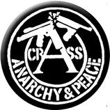Crass - Anarchy and Peace