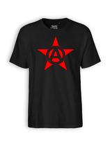 Anarchy-Stern A black/red
