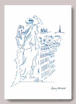 Illustration Muse Opéra de Lyon vue fourvière A3