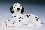 RIF362 Dalmatiner Hund Figur
