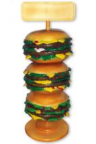 RIIHA006 Hamburger Figur