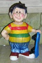 RIPO66 Junge Figur Kai
