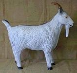 00139 Ziegenbock Figur mit Strucktur
