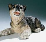 RIF312 Wolf Welpe Figur