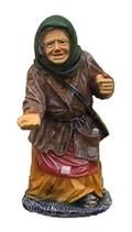 RIC318 Bettlerin Figur