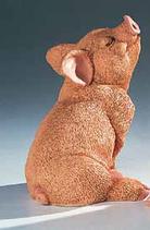 RIF221 Schwein Figur