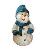 150140 Schneemann Figur für Weihnachtszeit und Winterzeit