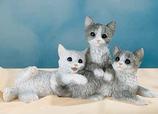 RIF379 Katzen Figuren