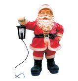 RIA101 Weihnachtsmann Figur Lampe für Weihnachten