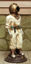 RIPO62 Taucher Figur Maritime Figur