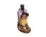RIB032 Krippe Balthasar Figur groß fast lebensgroß
