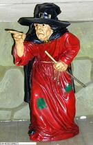 RIPO107 Hexe Figur