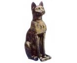 RIC148 Ägyptische Figur Basket Katze