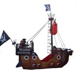 RI7A26 Piratenschiff