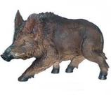 520180 Wildschwein Frischling Figur groß