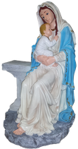 B053 Madonna Figur