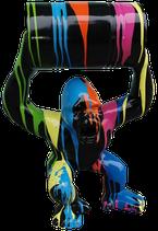 RISE007 Gorilla Figur