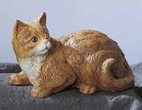 RIF41M Katze Figur
