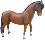 RI10A27 Pferde Figur lebensgroß