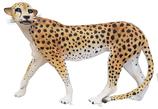 132080 Leopard Figur lebensgroß