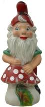 M001 Gartenzwerg Figur
