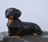 RIF353N Dackel Hund Figur