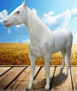 RIA2511 Pferde Figur lebensgroß