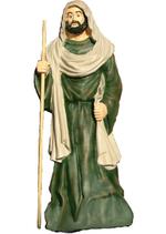 RIC197 Krippe Josef Figur fast lebensgroß