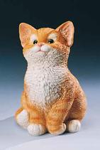 RIF370M Katze Figur