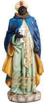 RIF588 Krippefigur groß König Balthasar 110 cm groß 2021