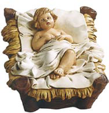 RIF554 Krippefigur Jesus 40 cm groß 2021