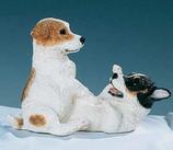 RIF375 Jack Russel Welpe Hund Figur