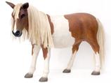 RI2485 Pony Figur lebensgroß