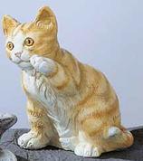 RIF227M Katze Figur