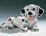 RIF244 Dalmatiner Welpe Hund Figur