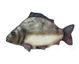 RIZW77 Fisch Figur lebensgroß