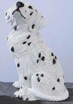 RIF233 Dalmatiner Hund Figur