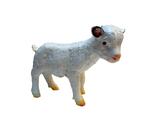 RIB309 Schaf Figur steht (klein) Deko Garten Tier Werbe Figur