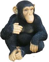 RIA611 Schimpanse Figur
