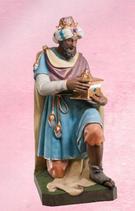 RIKR2021D  Krippe Figur groß Balthasar fast lebensgroß