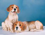 RIF390 Beagle Figur
