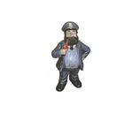 RIPO54 Kapitän Figur mit Pfeife