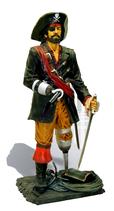 14103 Pirat Figur lebensgroß