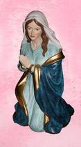 RIKR2021B  Krippe Figur groß Maria fast lebensgroß