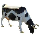 RIID004 Kuh Werbefigur Theke lebensgroß